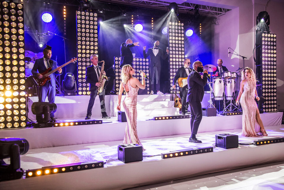 wedding live group french riviera