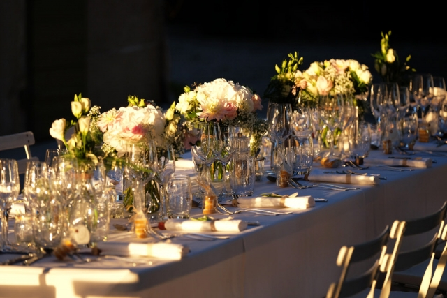 a beautifful wedding in provence