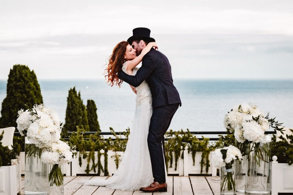 french rivera wedding planner