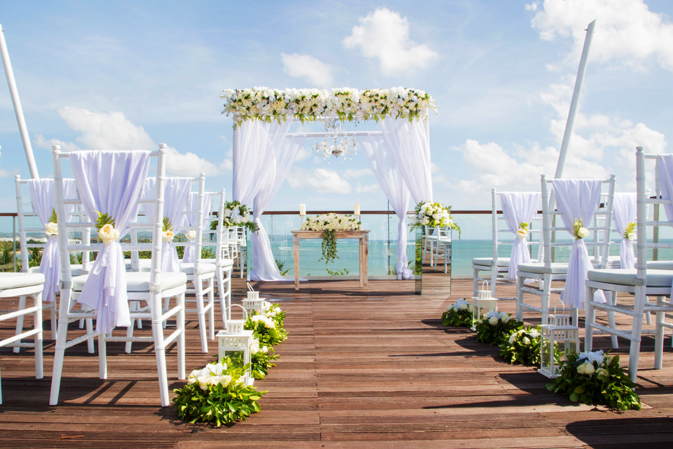 wedding planner st tropez