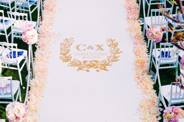 wedding planning french riviera