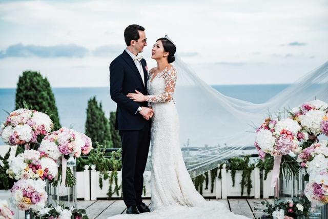 french wedding planner french riviera