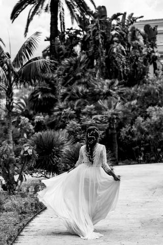 luxury wedding planner menton