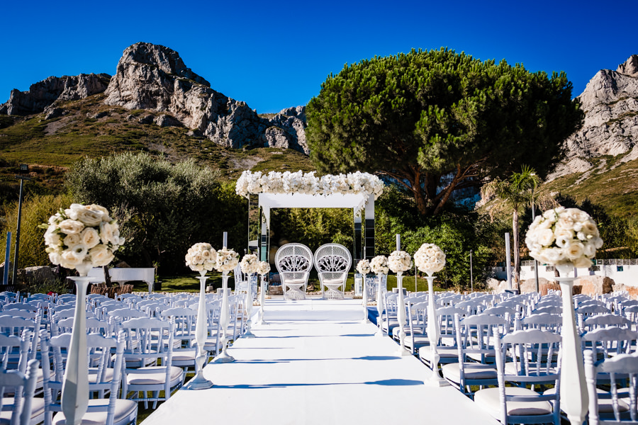 french wedding planner provence