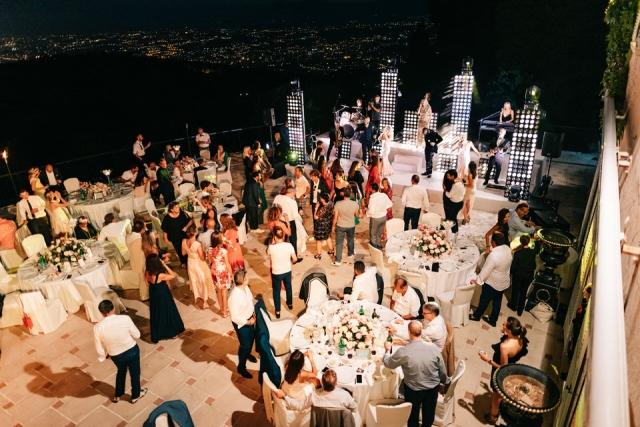 wedding event villefranche sur mer