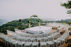 wedding venue domaine mont leuze french riviera